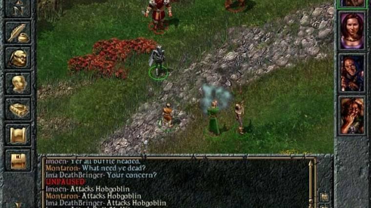 Nyáron jön a feltupírozott Baldur's Gate bevezetőkép