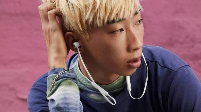 12 órás üzemidőt kínál a Beats Flex fülhallgató kép