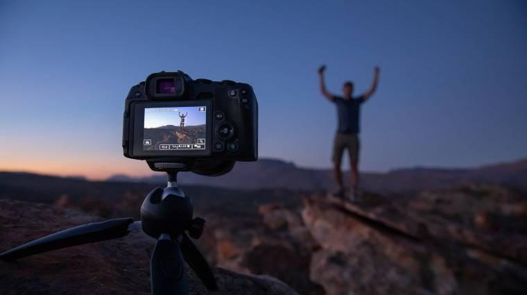 Különleges kamerát szabadalmaztathat a Canon kép
