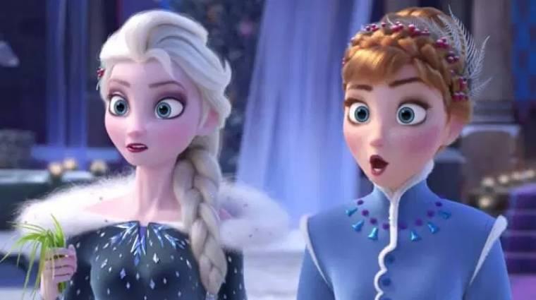 Drámai előzetessel mutatkozott be a Frozen 2 bevezetőkép