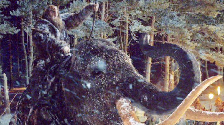 Trónok harca - az előzménysorozatban a mamutok is fontos szerephez juthatnak bevezetőkép
