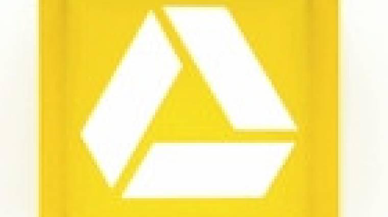 Webes fájlok is menthetőek a Google Drive-ba kép