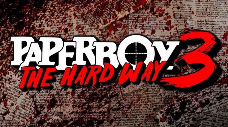 Ilyen lenne a Paperboy klasszikus horrorfilmként bevezetőkép