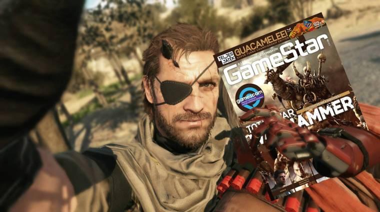 Metal Gear Solid 5 megjelenés, Warcraft film és a Jimmy Kimmel botrány - mi történt a héten? bevezetőkép