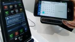 Új vezeték nélküli mobiltöltő az LG-től kép