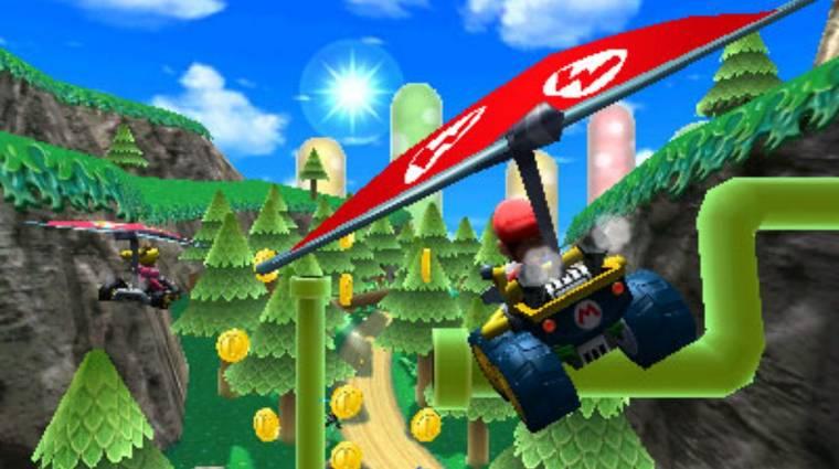 Mario Kart 7 teszt - Mario és barátai újra száguldanak bevezetőkép
