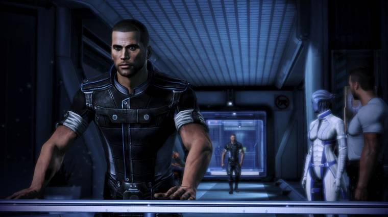 Azért csúszik a Mass Effect remaster, mert az első rész túl elavult? bevezetőkép