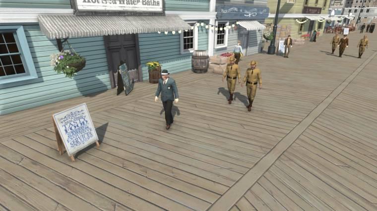 Omerta: City of Gangsters - Városépítő játék maffiózóknak bevezetőkép