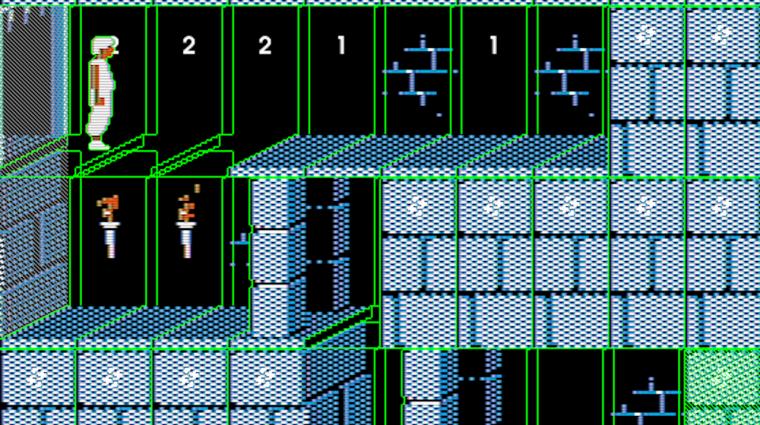 Pályaszerkesztő jelent meg az első Prince of Persia játékhoz bevezetőkép