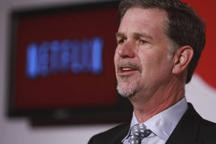 Reed Hastings, a Netflix vezérigazgatója