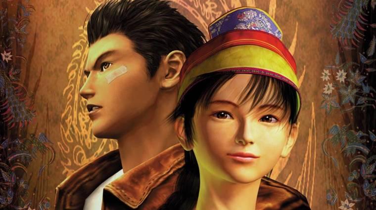 Shenmue 1-2 - a Sega mégis újrakeveri a klasszikus részeket? bevezetőkép