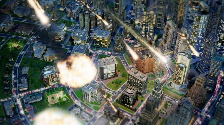 Katasztrófa a városokban - folytatódik a SimCity botrány bevezetőkép