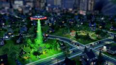 Kész katasztrófák a Sim City új képei kép