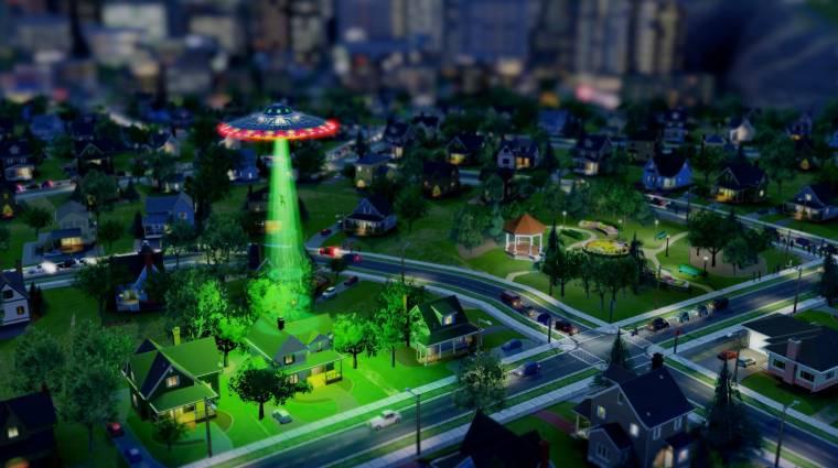 Kész katasztrófák a Sim City új képei bevezetőkép