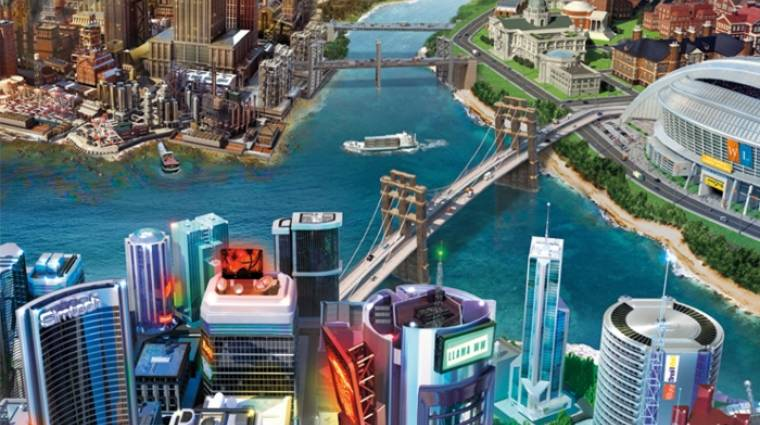 SimCity - moddolhatjuk végre a városokat bevezetőkép