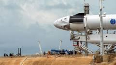Lefújták a SpaceX űrhajójának startját kép