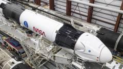 Történelmet írt a SpaceX, a NASA repülésre hitelesítette a Crew Dragont kép