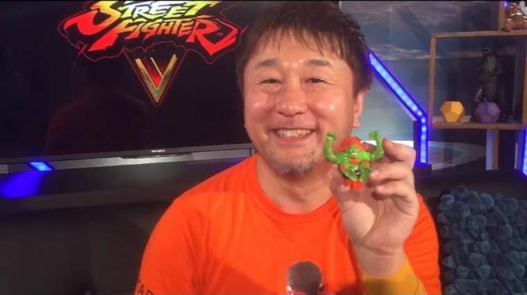Harminc év után távozik a Capcom egyik legendás munkatársa bevezetőkép