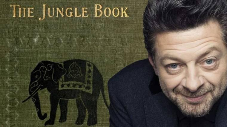 Az Andy Serkis-féle Dzsungel könyve új címet kap kép