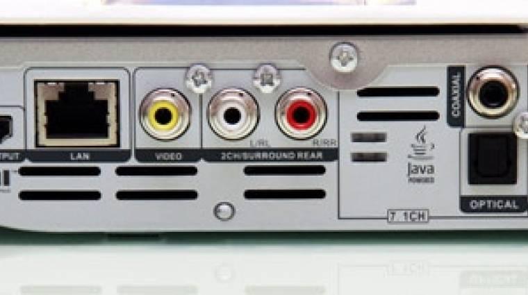 Okos, 3D-s Blu-ray-lejátszók mustrája kép