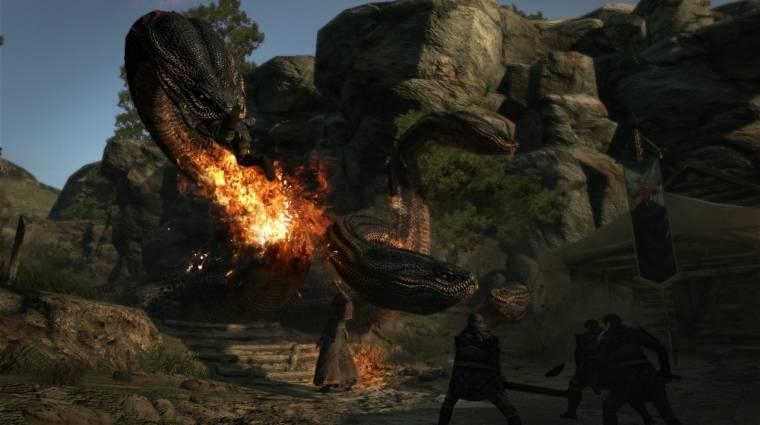 Dragon's Dogma: túl a millión bevezetőkép