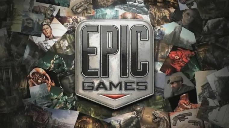 Epic Games - egy kompetitív online játékon dolgoznak bevezetőkép