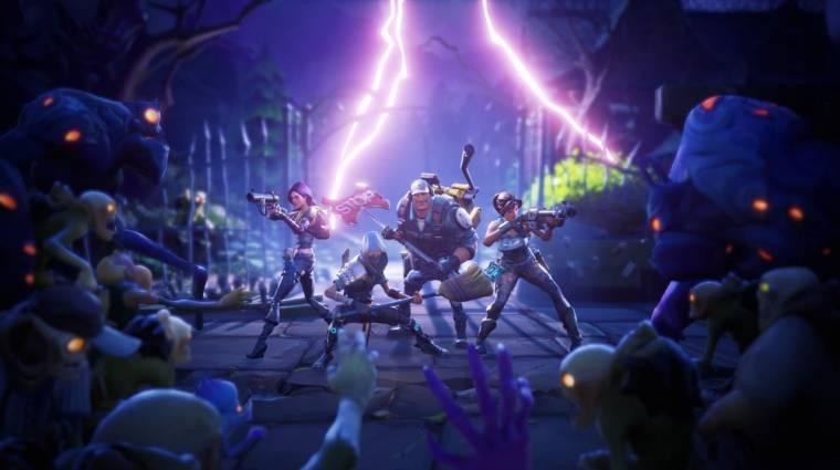 Jelenleg hat játékot is fejleszt az Epic Games bevezetőkép