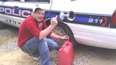 A Facebook buktatta le az üzemanyag tolvajt kép