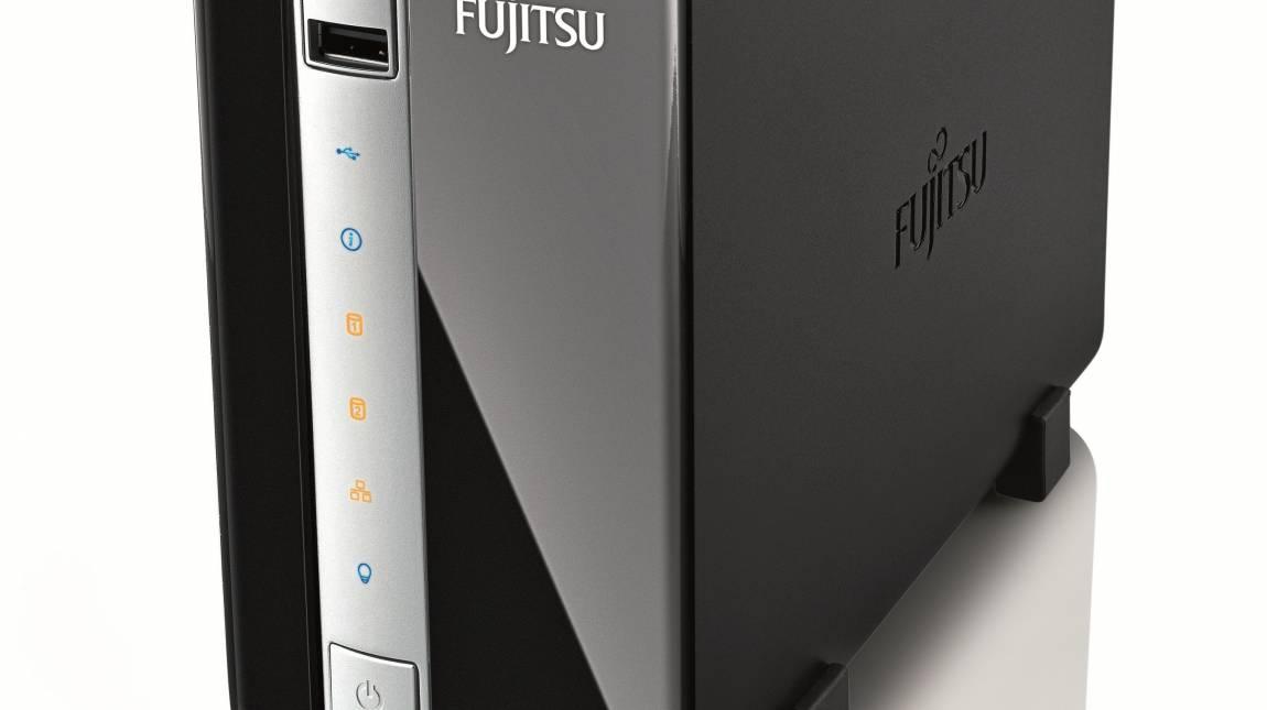 Fujitsu Celvin NAS Server Q700 kép