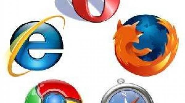 Itthon még a Firefox az úr kép