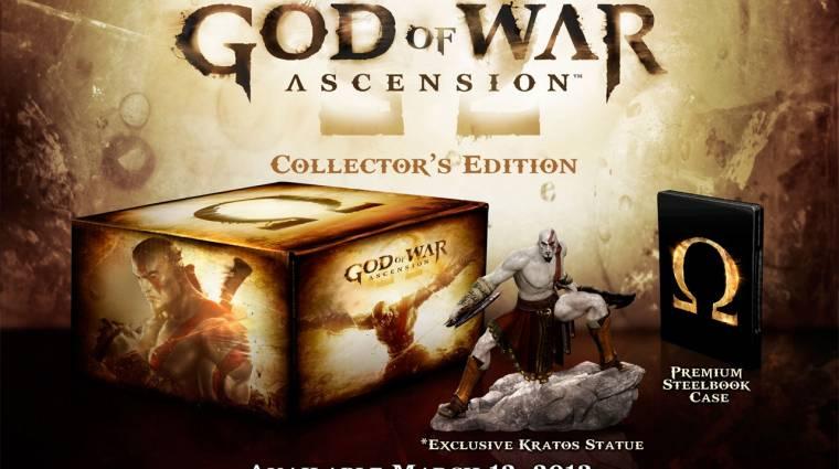 God of War: Ascension - Februárban demó, hétvégén nyílt multi béta bevezetőkép