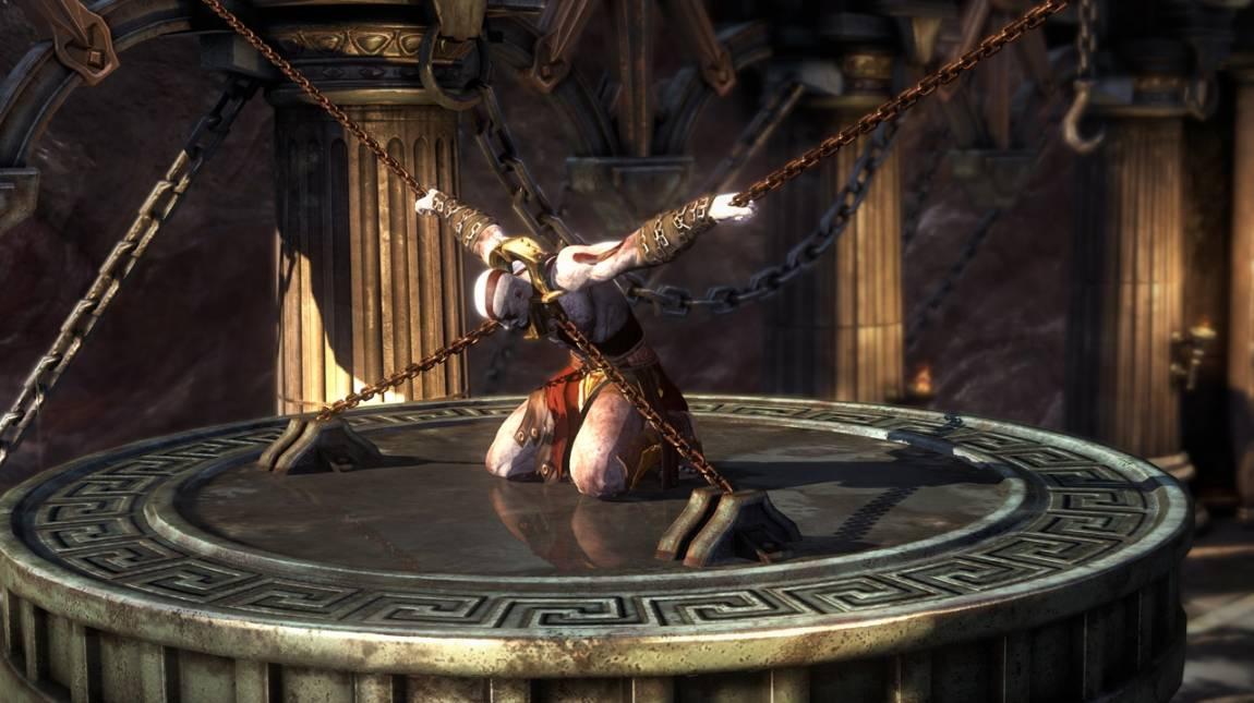 God of War: Ascension teszt - a kiégett mészáros bevezetőkép