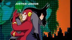 Batman lesz Flash mentora az Igazság Ligájában? kép