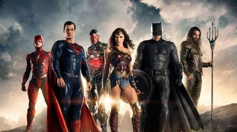 Igen, létezik Az Igazság Ligája Snyder-változata, és több mint 3 órás bevezetőkép