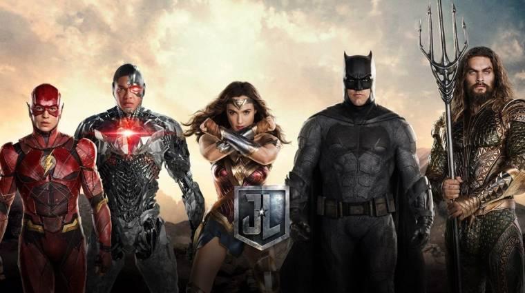 Az Igazság Ligája - ismerd meg a hősöket (Frissítve) kép