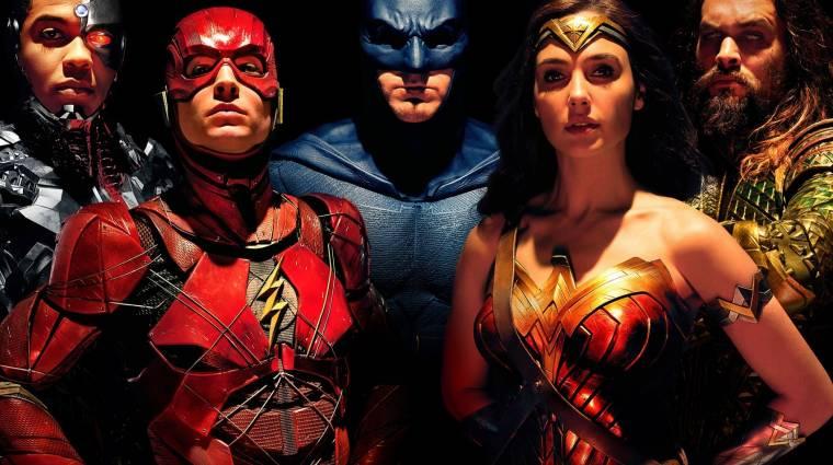 Az Igazság Ligája rendezői változatára elég komoly pénzt költ a Warner bevezetőkép