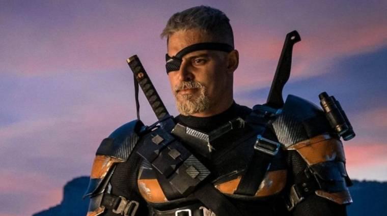 Deathstroke is visszatérhet a Snyder-féle Az Igazság Ligájában bevezetőkép