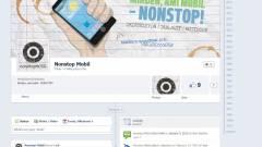 A mobiltelefónia története a Nonstop MOBIL Facebook oldalán kép