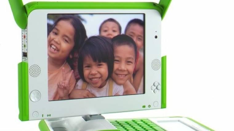 Önmagában nem old meg semmit az OLPC projekt kép