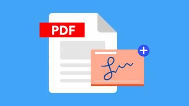 Így írhatsz alá egy PDF dokumentumot közvetlenül a mobilodon kép