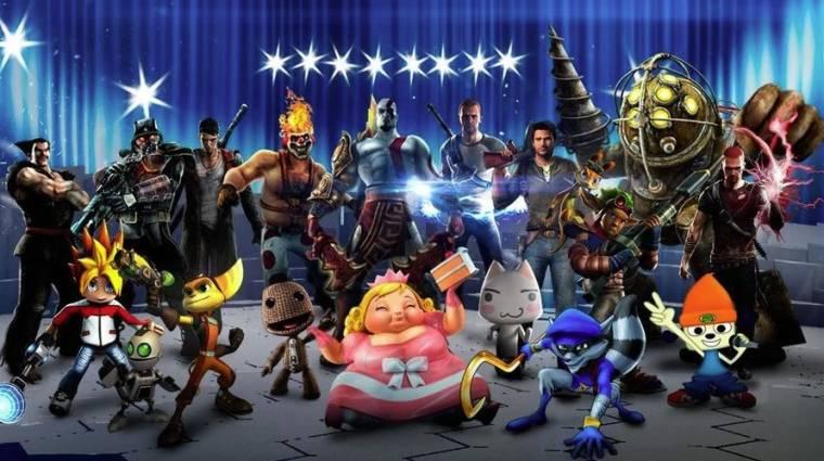 PS5-re készül a PlayStation All-Stars Battle Royale 2? bevezetőkép