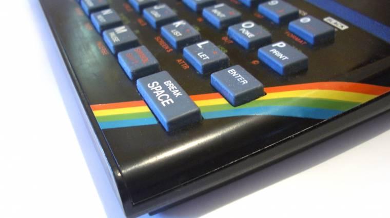 Sinclair ZX Spectrum, a stílusos 8 bites kép