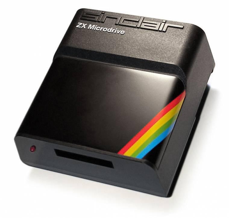 ZX Spectrum Microdrive