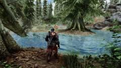 A Skyrim is nézhet ki úgy, mint a modern játékok, csak 500 mod kell hozzá kép