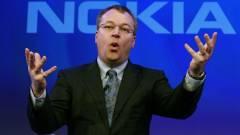 Pletykák miatt robbant a Nokia részvények árfolyama kép