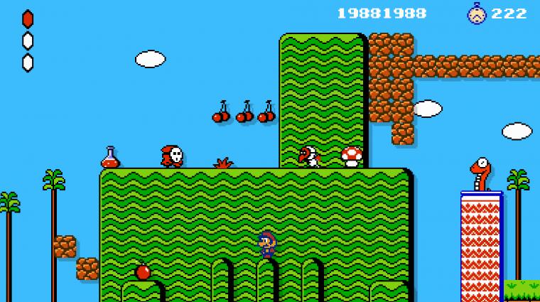 Super Mario Bros. 2-t és Kirby's Adventure-t hoz a februári Nintendo Switch Online frissítés bevezetőkép