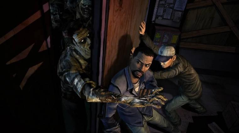 The Walking Dead - nincs több idő bevezetőkép