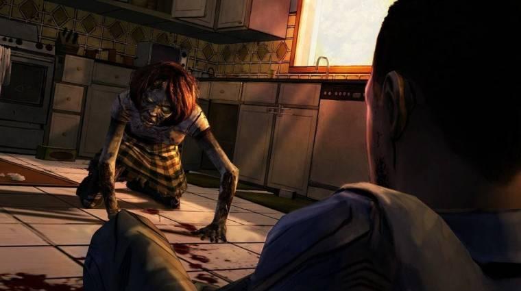 The Walking Dead Episode 2 interjúval egybekötött látnivalók bevezetőkép