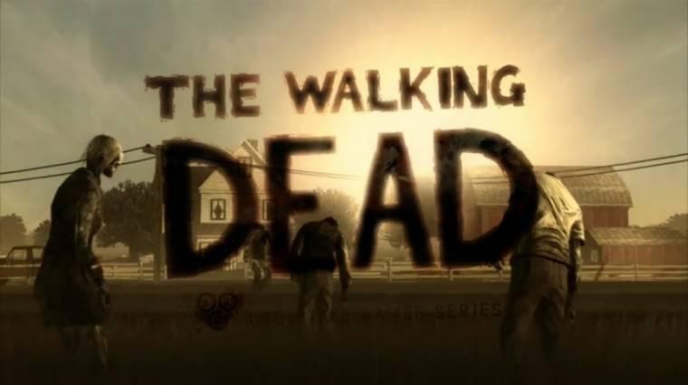 The Walking Dead - itt a második évad első promója? bevezetőkép