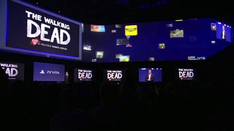 E3 2013 - The Walking Dead 400 Days DLC érkezik bevezetőkép